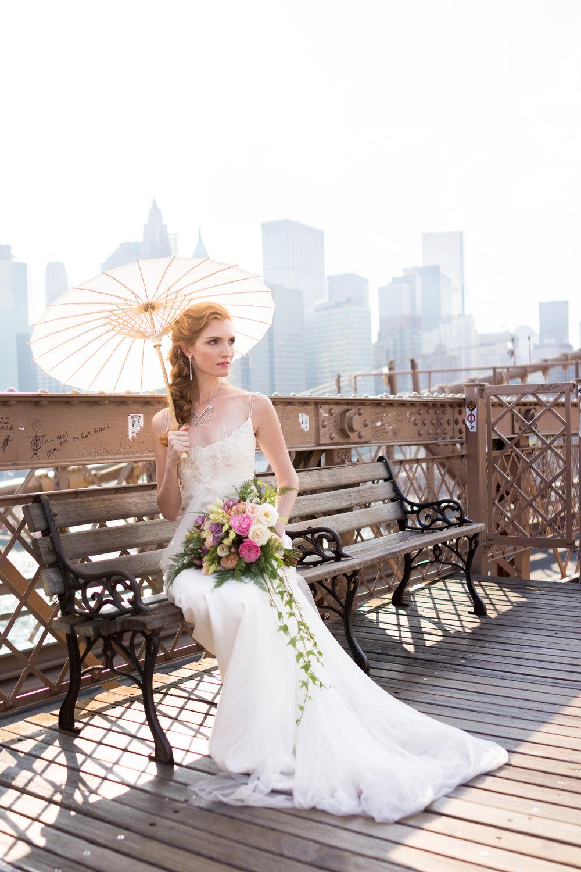 bride wedding dress bouquet photography 0042