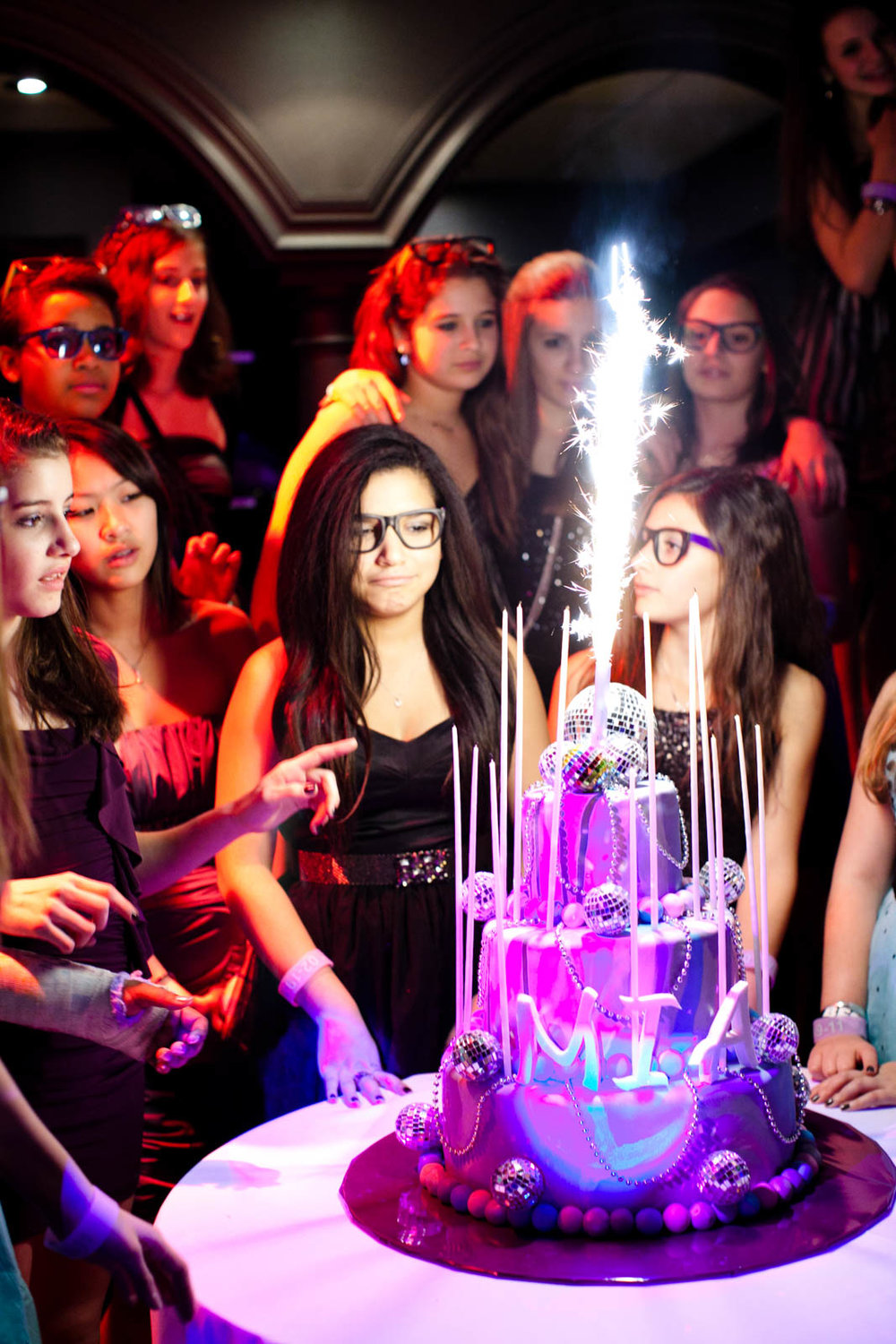 bat mitzvah celebration cake tradition photography 0013