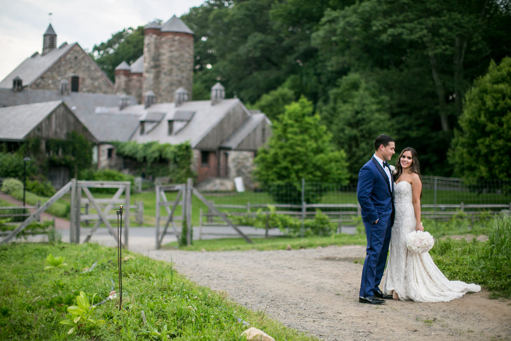 Blue Hill at Stone Barns - June 2017