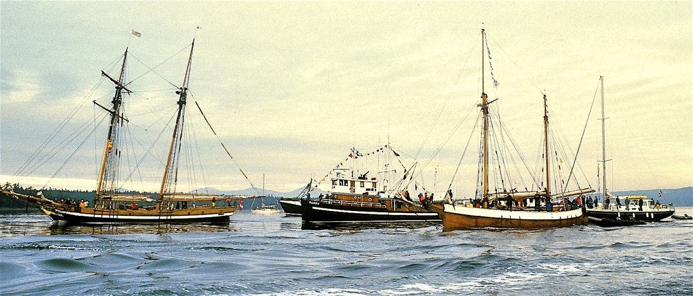 The successful LIFEboat Flotilla program pictured here was the predecessor to the new Oceans Flotilla.
