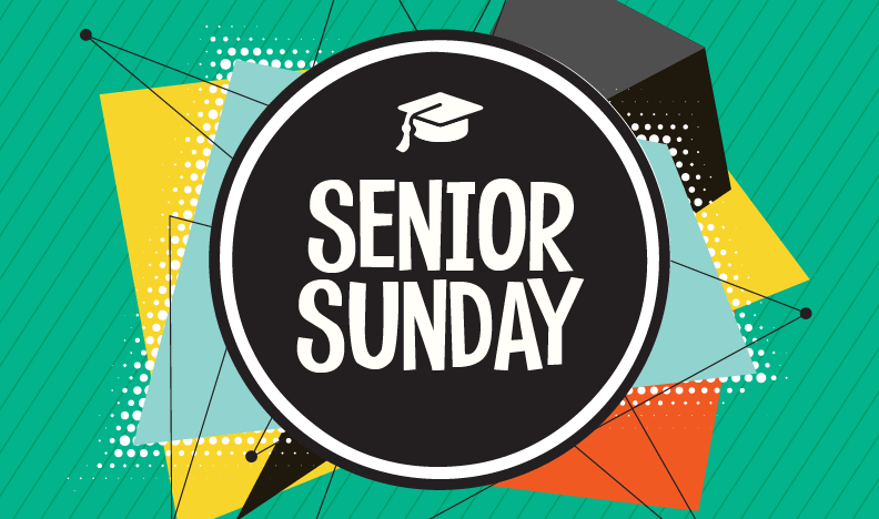 In This Edition - Confirmation Sunday | April 29thSenior Sunday | May 6thNacho Mama's 5K | May 12thLayette Ministry Baby Shower | May 1stAnd much, much more!