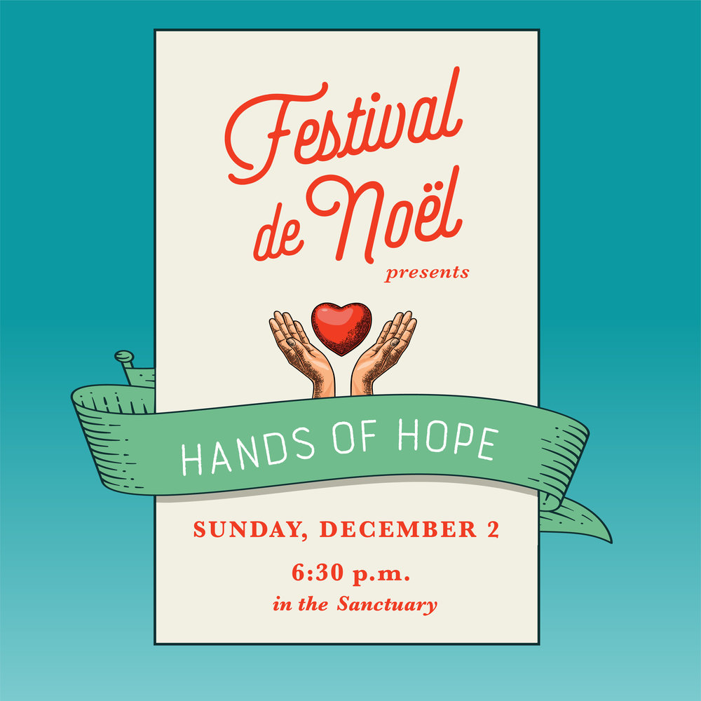- Transformation Report & Town Hall MeetingsBlessing of the Animals | This SundayFestival de Noel presents Hands of Hope