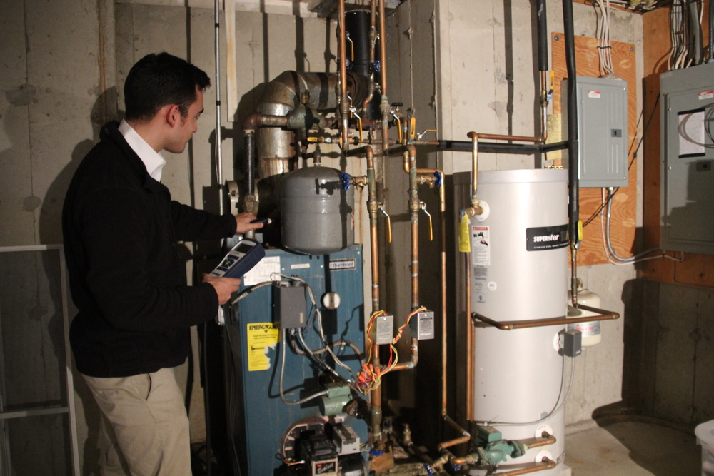 Boiler/Furnace Check