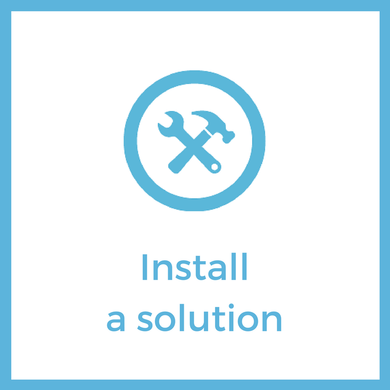 Install a solution