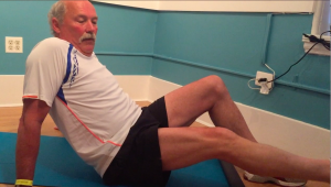 """Piriformis """"Pin and Stretch"""" - relax"""