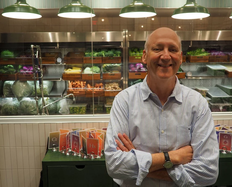 Panera Founder Has Quietly Launched a Fast-Casual Empire from Boston     Food & Wine
