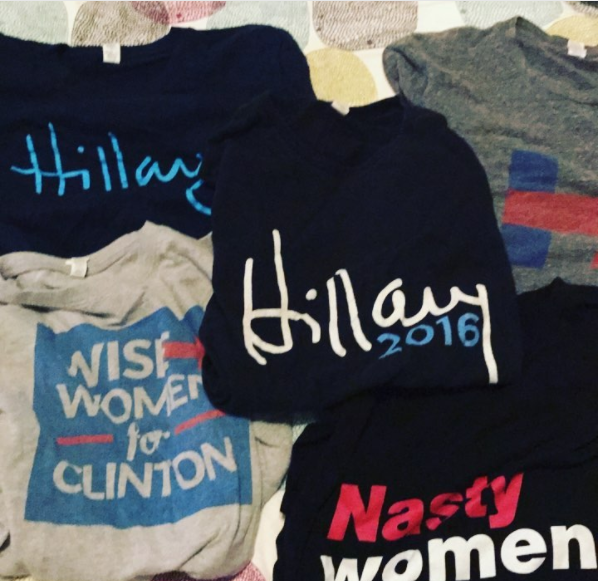 Why People Are Still Wearing 2016 Campaign Merch    Racked