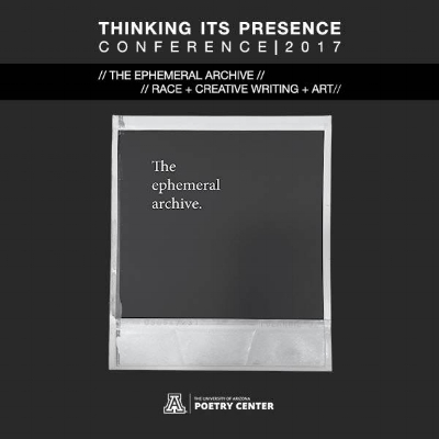 The Buffalo Play  - written by Ciara Griffin + Kendra Mylnechuk presented at Thinking Its Presence Conference @ University of Arizona Poetry Center