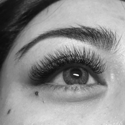 Love your lashes. - A consultation is included before the first application of lashes to discuss desired results. Lash extensions create dramatic and lasting effects for up to three weeks. Only the highest quality synthetic mink lashes and hospital-grade adhesive are used during our applications.