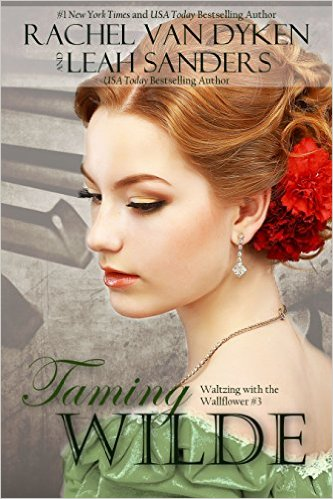 Rachel Van Dyken Waltzing with the Wallflower Taming Wilde.jpg