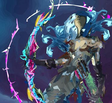 Selestia - Knight of Sol (Neptune)