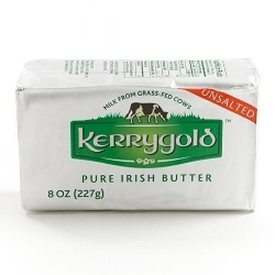Kerrygold Grass-fed Pure                         Irish Butter