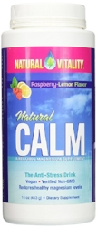 Natural           Vitality Natural Calm     Magnesium       Powder