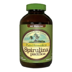 Pure Hawaiian                           Spirulina