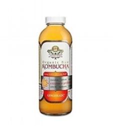 GT'S Organic Raw        Kombucha Gingerade