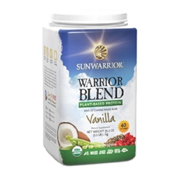 Sun Warrior Plant             Based Protein Powder