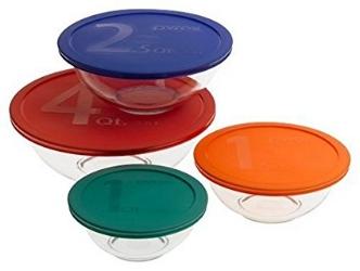 Pyrex Mixing/Storage Bowls