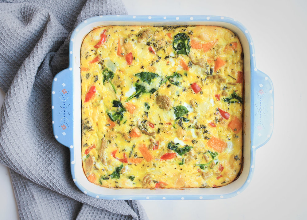 EGG DISHES -