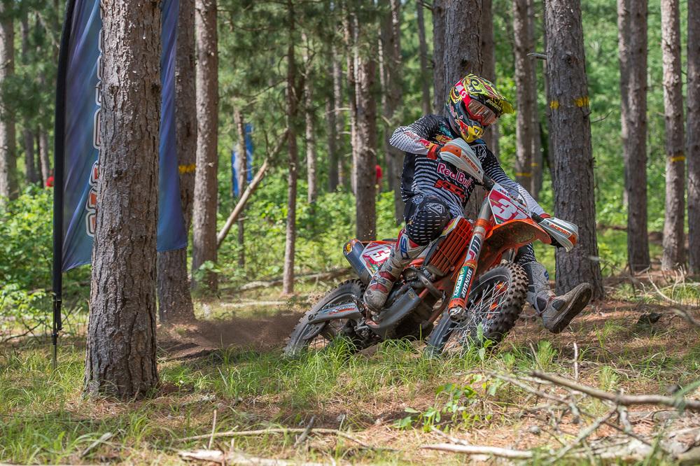 KTM Race Report From Huntersville