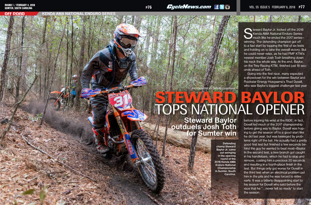 Cycle News 2018 issue 5 National Enduro Feature.jpg