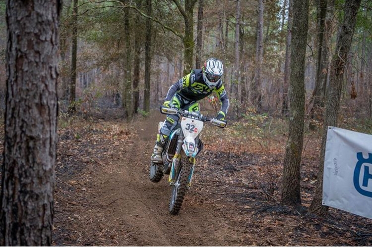 Ben at 2018 Sumter National Enduro in South Carolina