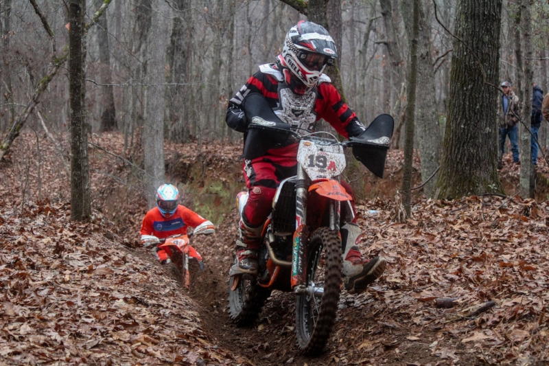 Mitch at the 2018 Sumter National Enduro in South Carolina