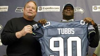 Marcus Tubbs - 1st. Round