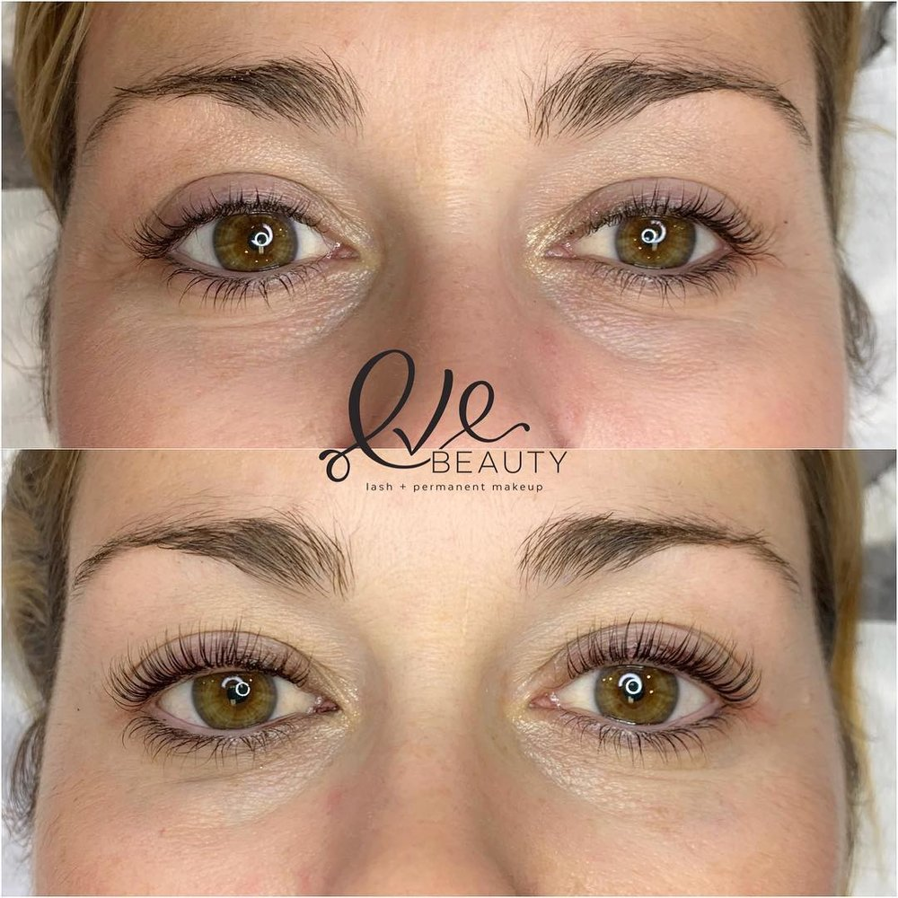 YUMI Lash Lift and Tint by Eve Beauty