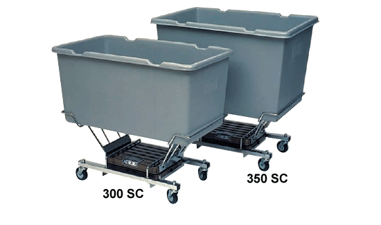 Tech Star - Scale Carts
