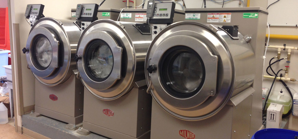 Commercial Laundry    Learn More >