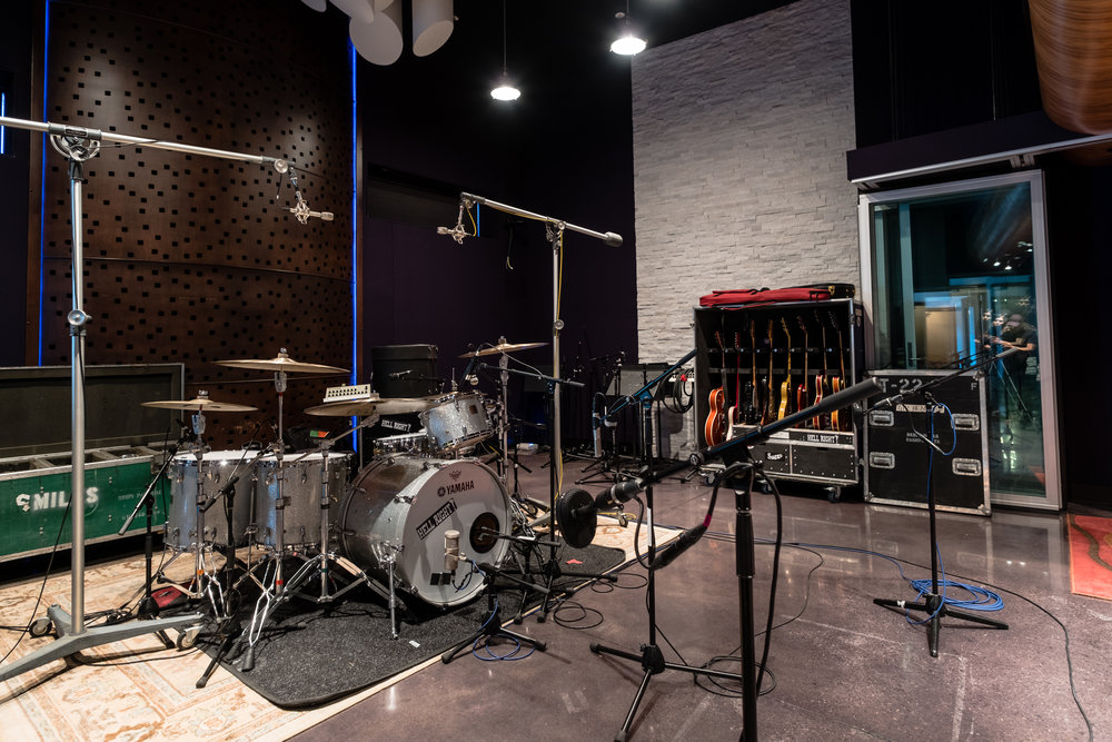 Enjoy behind the scenes access to a Black River artist's rehearsal performance in a state of the art recording facility or professional rehearsal space and a private meet + greet.  One hour experience.