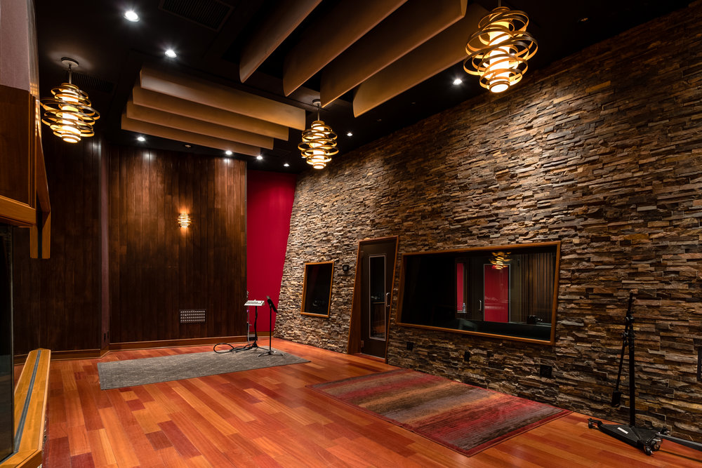 90 minute guided tour of Black River Entertainment's commercial recording studios Soundstage and the historic Ronnie's Place, as well as Black River's record label offices.