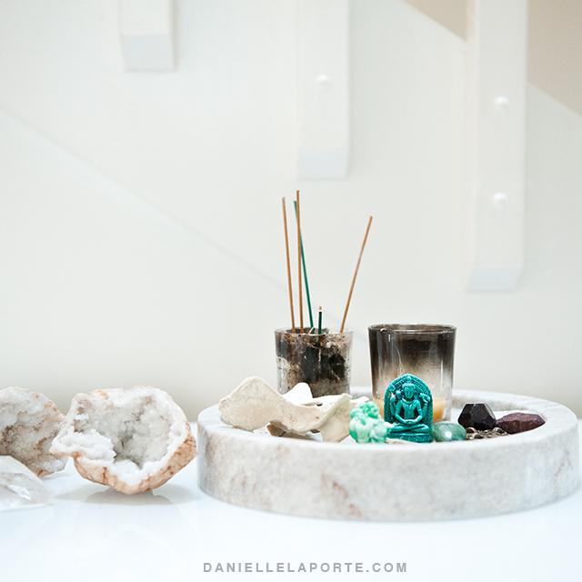 So fresh & bright: Danielle LaPorte's White Altar