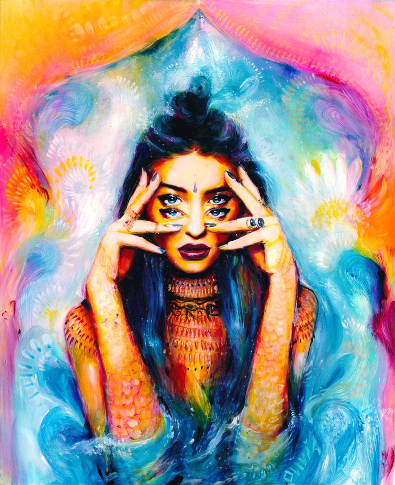 """""""genie"""" by Charmaine Olivia"""