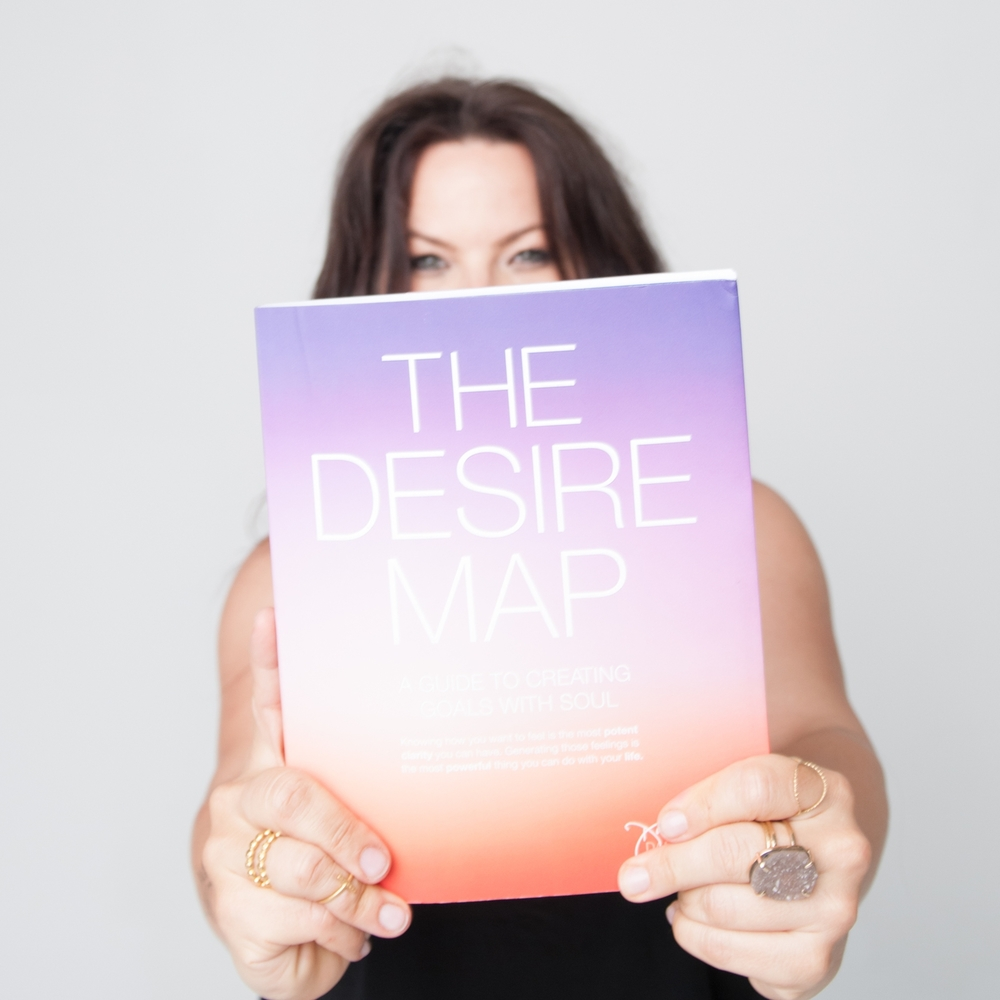 Danielle LaPorte,  The Desire Map