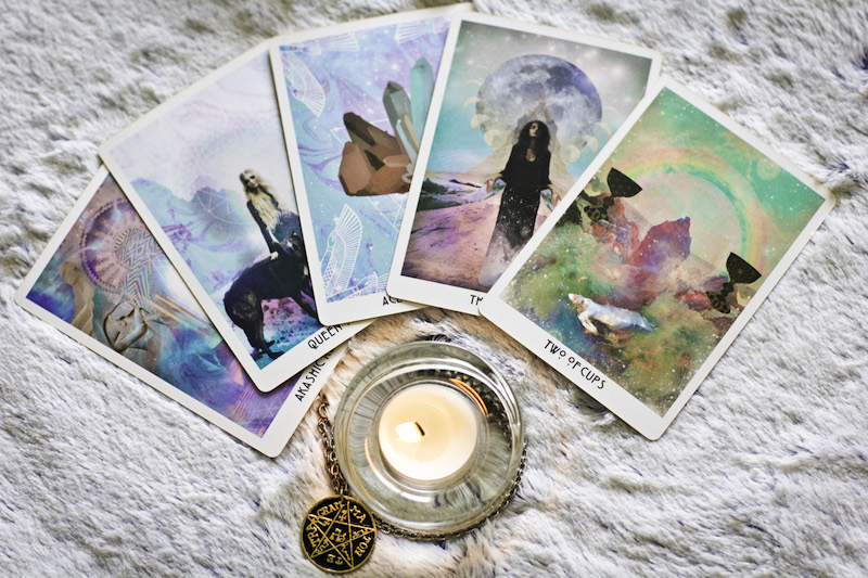 Tarot Casting 101: How To Do Spell-Work With The Tarot — hella