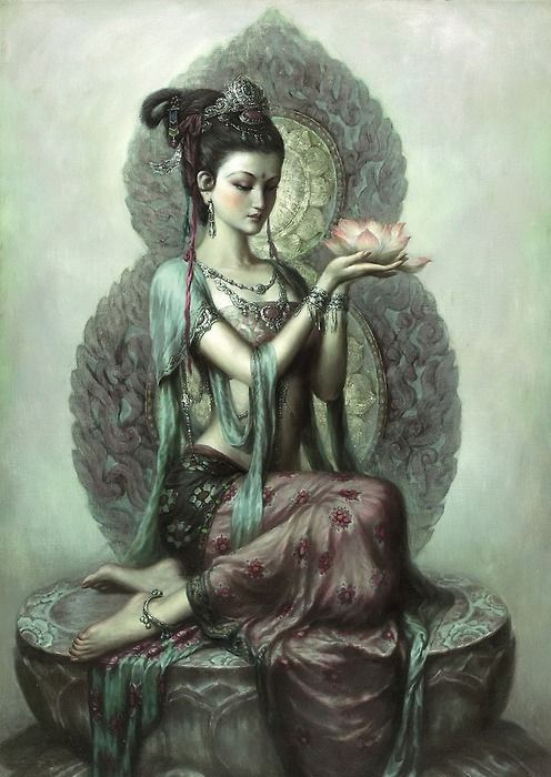 © Zeng Hao. Find more of his gorgeous artwork  over here !