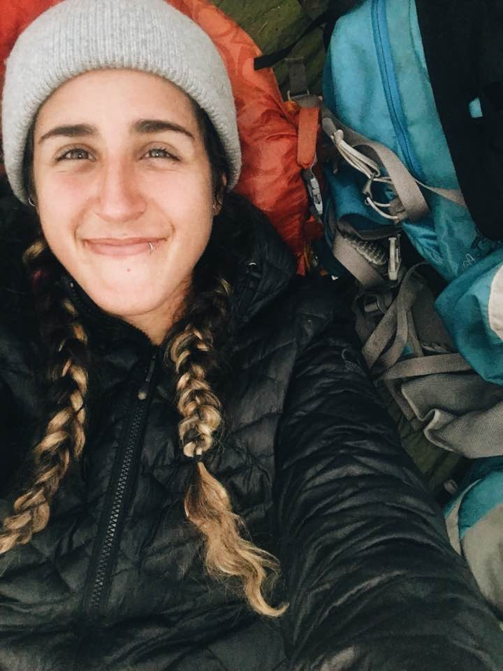 Q & A With Thru Hike Syndicate Ambassador Grizel Williams -