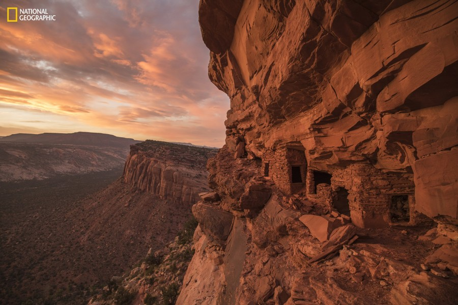 Photo by Aaron Huey in Bears Ears National Monument