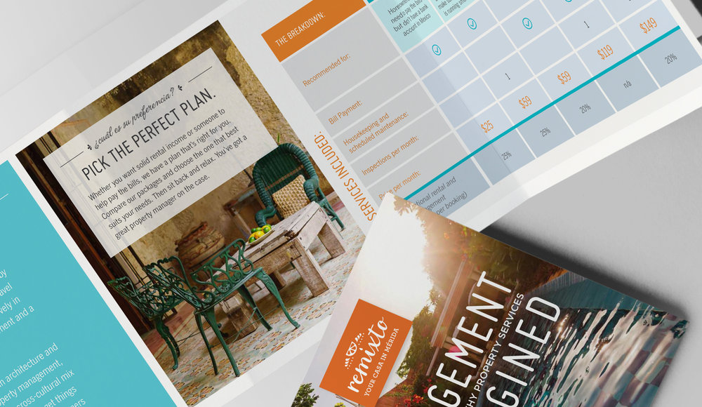 Sales Materials for Remixto Property Management