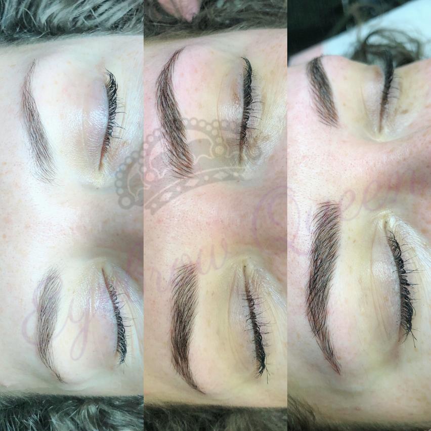 Eyebrows- Microblading Eyebrow Queen Microblading and Permanent ...