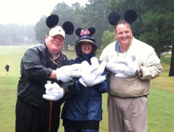Howard, Shaye & Brook at Chamber Tourney 2014.jpg