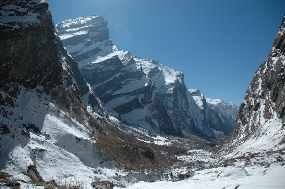 Annapurna, Nepal 2008