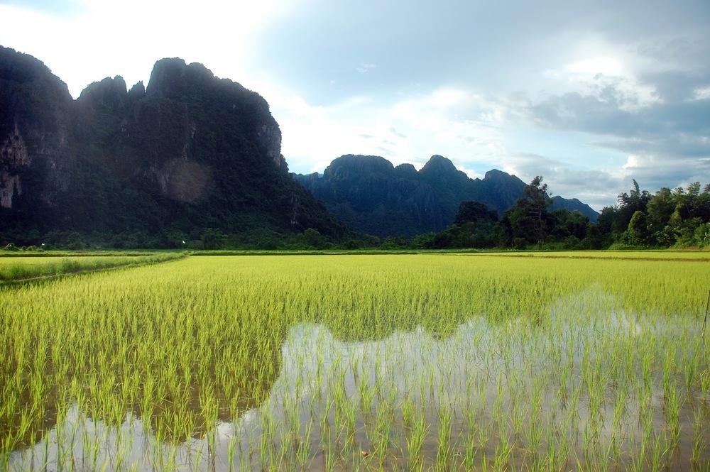 Vang Vieng, Laos 2013