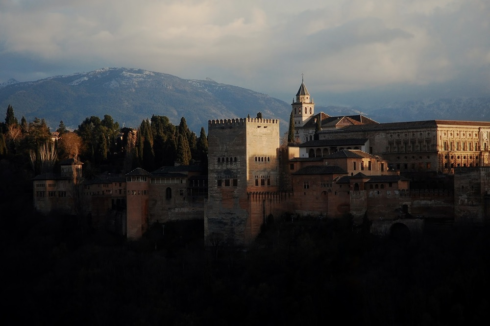 The Alhambra, Spain 2016