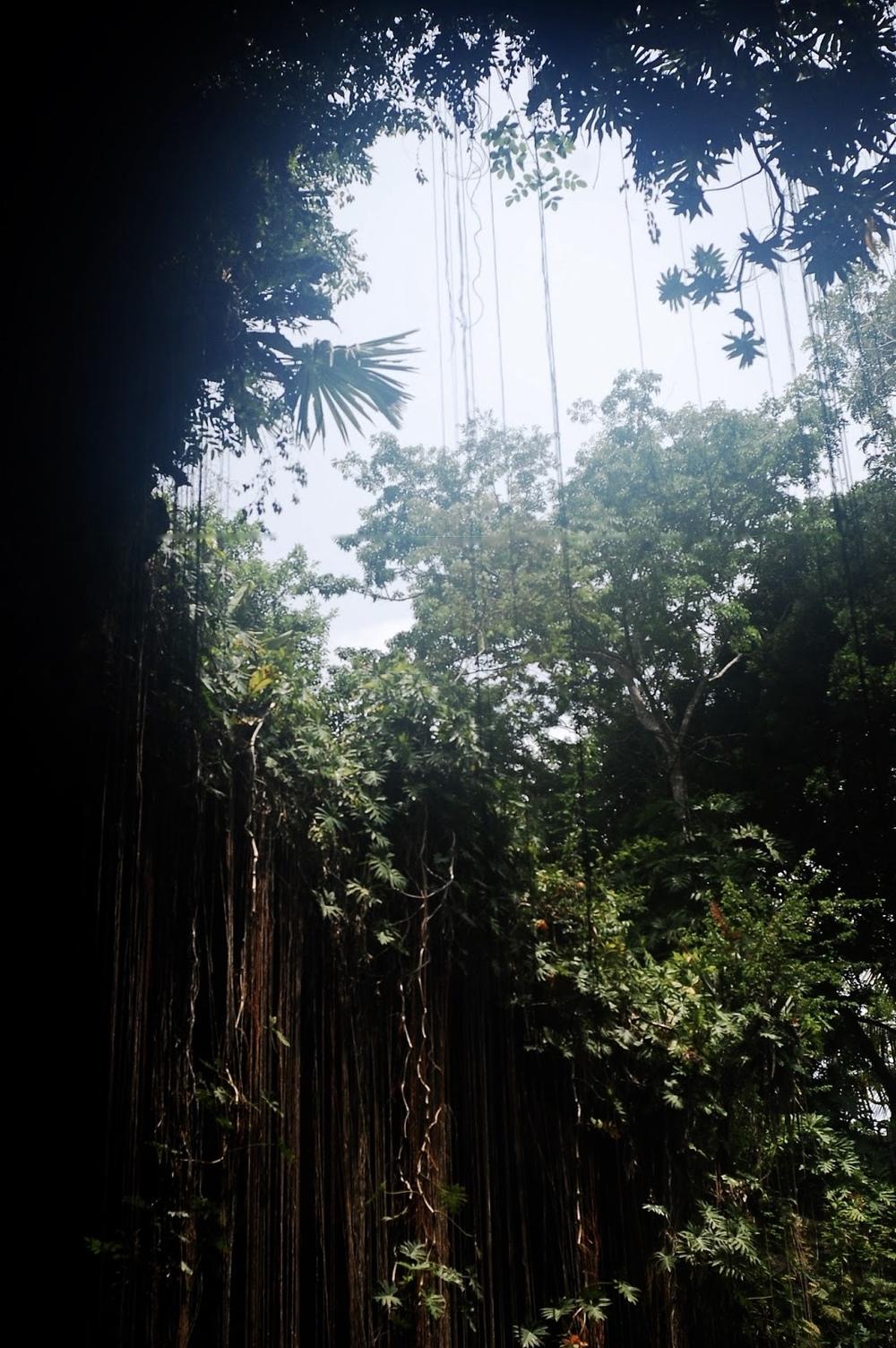 Ik Kil Cenote, Mexico 2015
