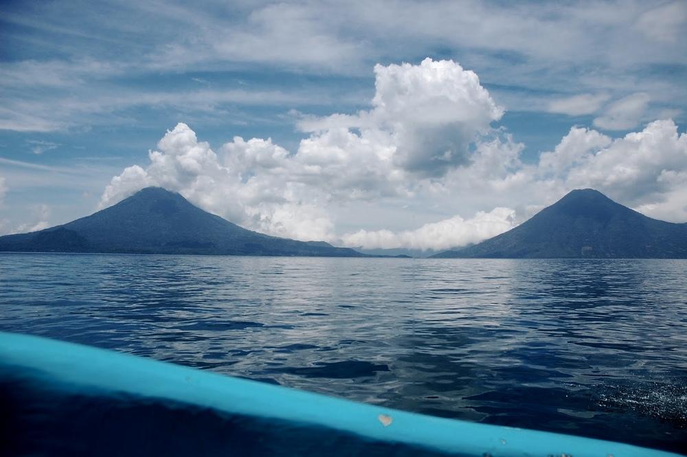 Lago de Atitlán, Guatemala 2015