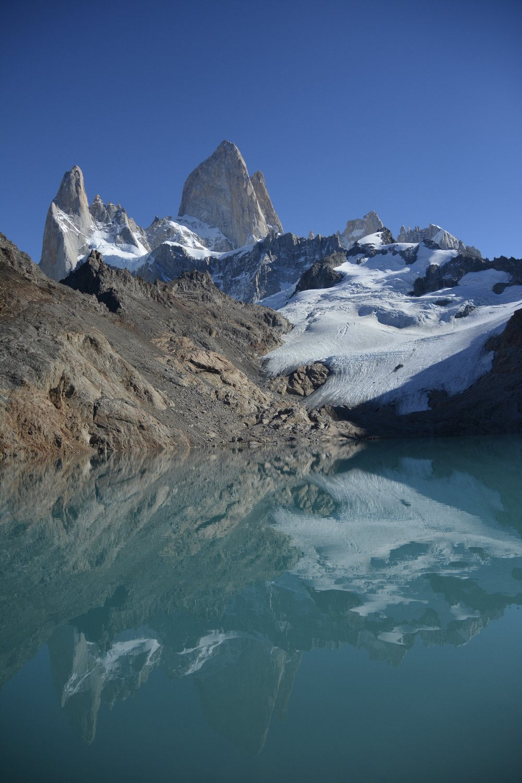 Laguna de los Tres, Argentina 2017