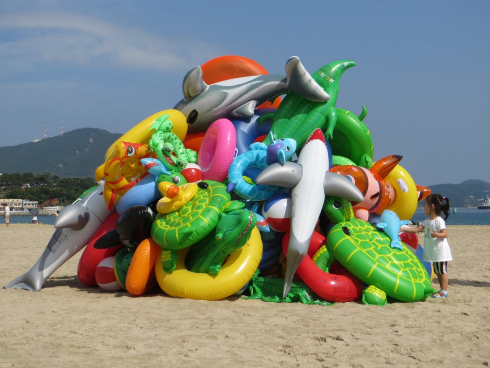 INFLATABLE CULTURE