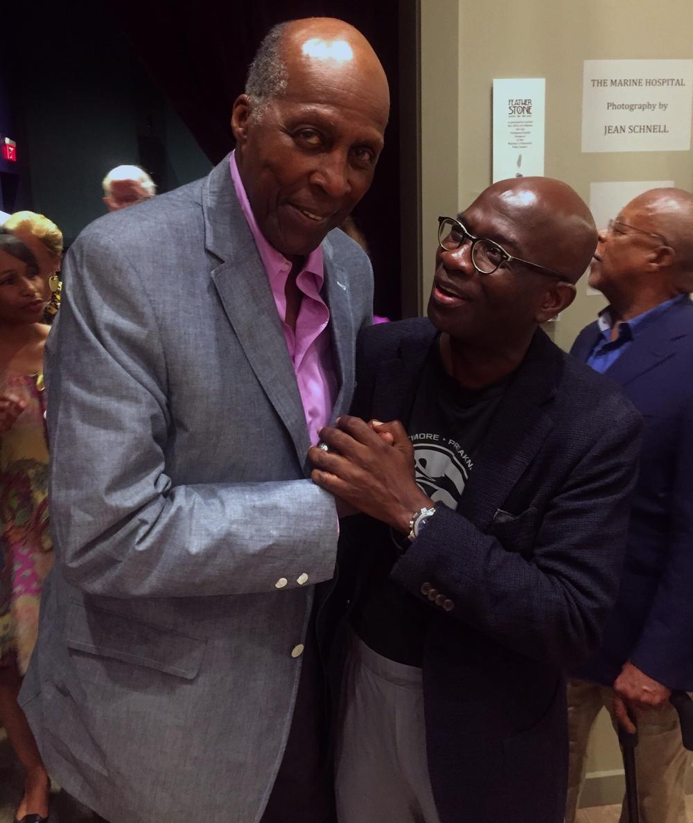 Vernon Jordan and I